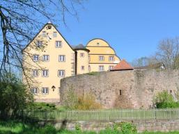 Das Schloss in Burgjoss