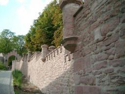 Alte Stadtbefestigung