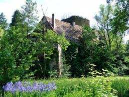 Im Park in Burgsinn