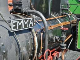 Nicht nur Eisenbahnfreunde sind begeistert