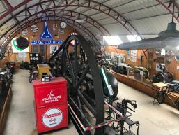 Maschinen aus vergangenen Tagen - Dampfmaschine