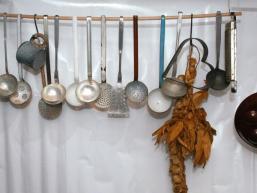 Kochgeschirr aus den letzten Jahrhunderten