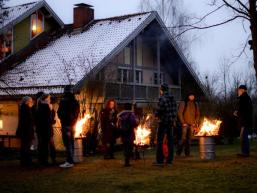 Adventsbasar im Kinderdorf Hohenroth