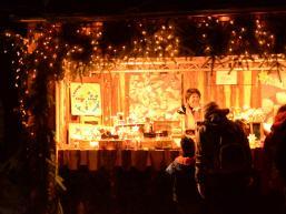 Weihnachtsstimmung auf dem Spessart Adventsmarkt