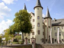 Schneewitchen-Schloss in Lohr