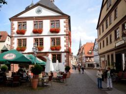 Stadtleben am Marktplatz