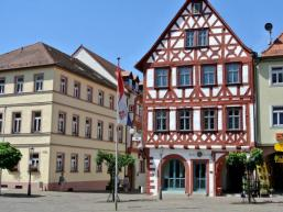 Ortszentrum Karlstadt