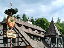 Ehemaliges Zollhaus an der Birkenhainer Landstraße