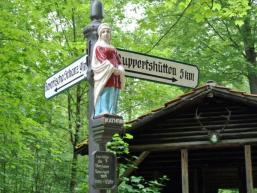 Kathrinenbild mit Schutzhütte