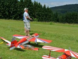 Modellflug als Hobby