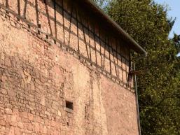 Teile des Neuen Schloss in Burgsinn