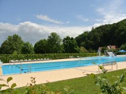 Schwimmerbecken im Saaleinselbad