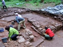 Archäologie hautnah erleben