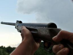 Hobby Luftgewehrschießen