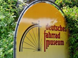 Gleich am Kurpark: Das Fahrradmuseum in Bad Brückenau