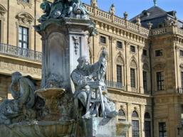 Weltkulturerbe Residenz in Würzburg