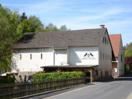 Obere Mühle in Fellen