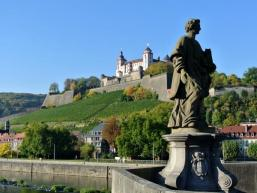 Festung Marienberg am Main