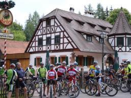 Bikewalderöffnung Bayrische Schanz