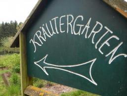 Ab in den Kräutergarten