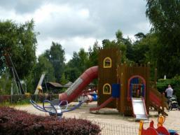 Vielfalt an Kinderspielplätzen