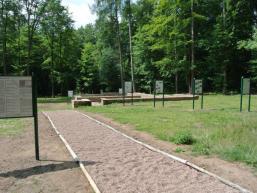 Archäologischer Park Kloster Einsiedel an der Birkenhainer Landstraße