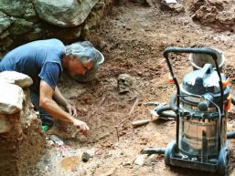 Grabung im Spessart: Kloster Einsiedel