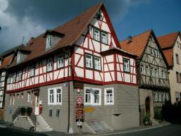 Fachwerkhaus Metzgerei Konrad