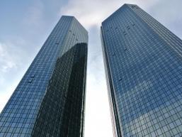 Bankenwolkenkratzer