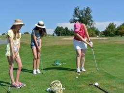 Golf spielen - Schnupperkurs im schönen Spessart