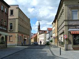 Hammelburg an der Fränkischen Saale