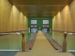 2 Wettkampfbahnen stehen in Rieneck zur Verfügung
