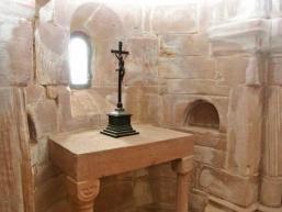Einzigartig in dieser Form: Kapelle im Burgturm
