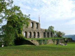 Burgruine Karlsburg bei Karlstadt