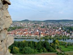 Ausflugsziel Karlsburg in Main Spessart
