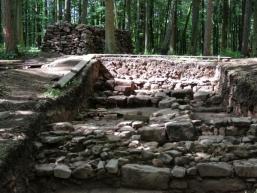 Ausgrabungen am Kloster Einsiedel