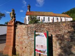 Nonnenpfad Kloster Schönau