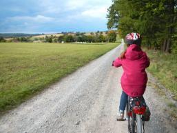 Radfahren durch den Spessart - Urlaub genießen