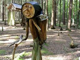 Märchenwaldszene im Spessart