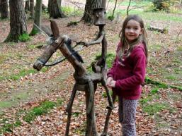 Kinderherzen entfalten ihre Fantasie