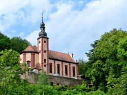 Kirche im Buchental
