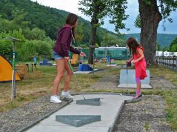 Minigolfbahnen für Familien in Gemünden