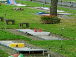 Minigolfbahnen in Gemünden