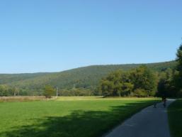 Sinntal-Radweg Gemünden Brückenau