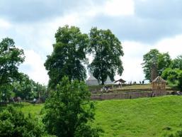 Burgruine im Lohrbachtal