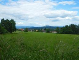 Oberhalb von Rossbach
