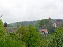 Nordseite des Herrgottsbergs