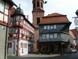 Historischer Ortskern von Rieneck