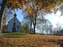Kreuzkapelle auf dem Herrgottsberg