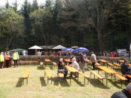 Fest zur Schachblumenblüte in der Marktgemeinde Obersinn